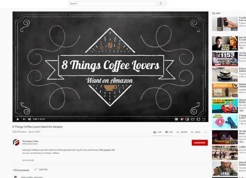 Example YouTube Amazon Influencer - Types of Amazon Influencers - Referazon
